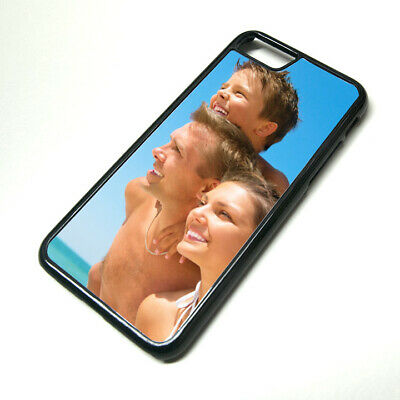 iPhone 8 CUSTOM PRINTED PERSONALISED photo picture case cover 1ST CLASS POSTAGE