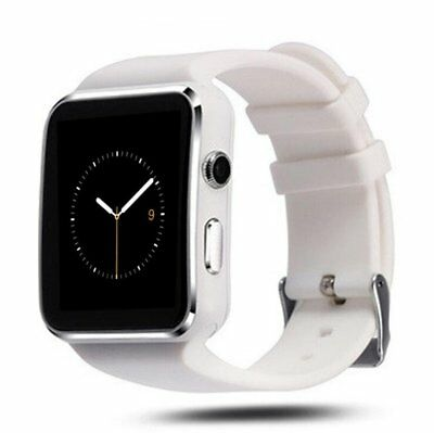 Wrist Watch fitness 1.54 curved IPS Touch Screen Camera Sim/TF Slot for Android