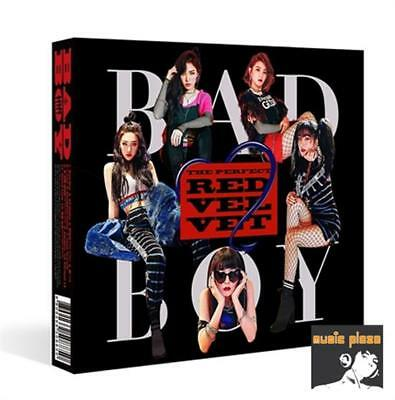 Red Velvet 2Nd Album Repackage [ The Perfect Red Velvet- Bad Boy ] Sm Kpop