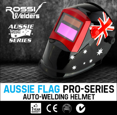 Solar Flag Design Welding Helmet All ARC, MIG, TIG, MAG Welding Applications