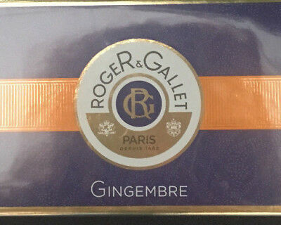 Roger&Gallet-Paris, Duftseife, Gingembre, 2 x 300 g
