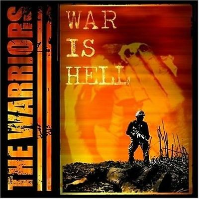 The Warriors - War Is Hell Cd (2004) Eulogy Records / Us-Hardcore