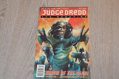Judge Dredd The Megazine - #4 - June 1992 - C248