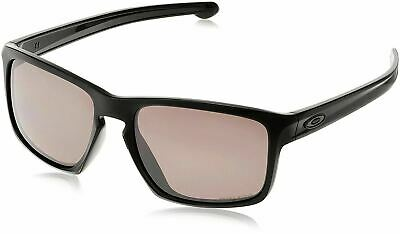 ... OO9269 05 Mens Asian Fit Oakley Sliver Sunglasses Black Prizm Daily