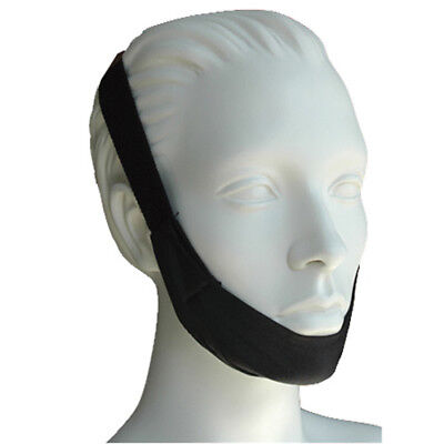 CPAP Chinstrap Sleep Apnea Anti Snoring Stretchy ~NEW~Free Shipping~