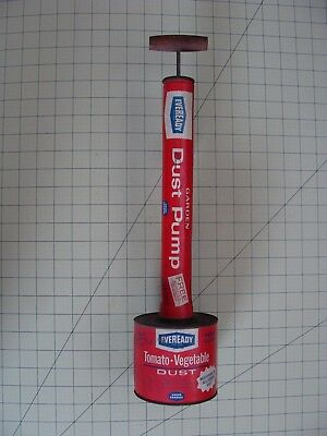 Vintage Eveready Garden Dust Pump