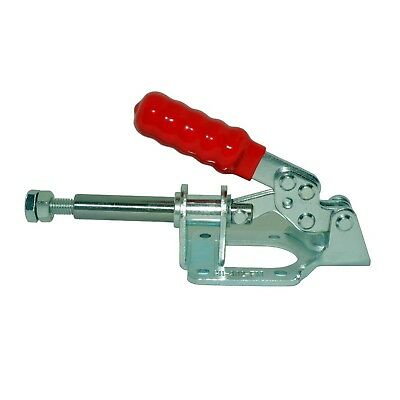 XrPaowa Hand Tool 302F Toggle Clamp Quick Release Push Pull Type 136Kg/30... new