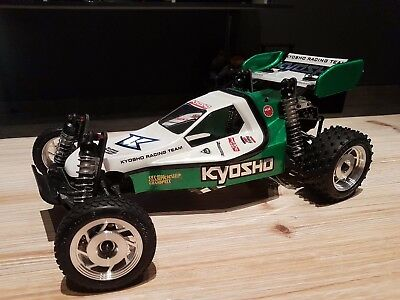 Kyosho Ultima Pro Turbo 2, Body And Wing Replacement Repo Lexan Bodyshell
