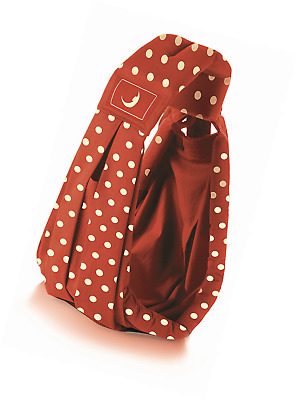 We Made Me theBabaSling Classic Baby Carrier (Polka Red)