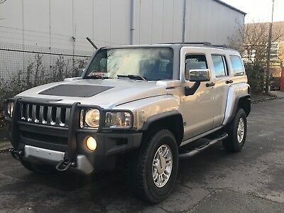2008 Hummer H3 3.7 Auto Very Clean Car Low Miles Fsh Lhd Left Hand Drive Bargain