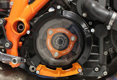 Evotech Set Cover Clutch + Pressure Plate + Protection Ktm 1290 Super Duke R