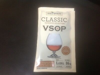 2 x Still Spirits Classic  VSOP makes 2.25 ltrs