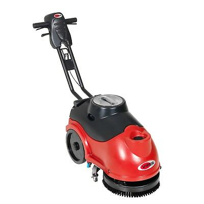 VIPER AS380B Compact Battery Operated Walk Behind Scrubber Dryers