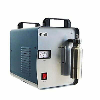 Polishing machine crystal word polishing small hydrogen water welding parts