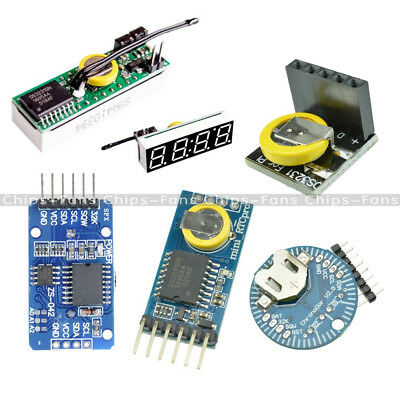 DS3231/DS3231SN RTC I2C Real Time Clock 3.3V/5V Module for Arduino Raspberry Pi