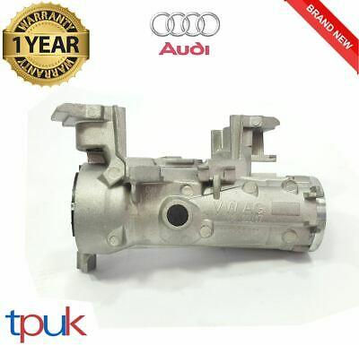 Audi Seat Vw Caddy Golf Sharan Ignition Switch Lock Barrel Housing 1K0905851B