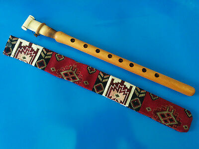 ARMENIAN DUDUK PRO from Apricot Wood - Reed - National Case, Playing Instruction