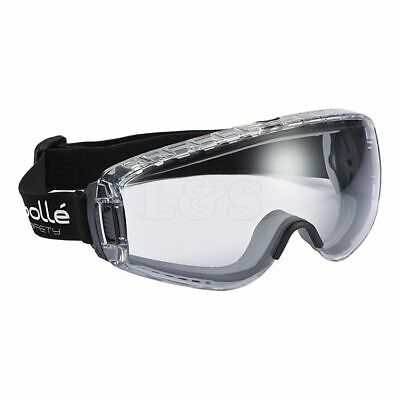 Pilot Safety Goggles Clear by Bolle Safety - PILOPSI