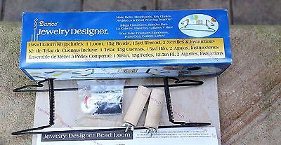 Darice Jewellery Designer Beading Loom in a Box with instructuions 1012-24 new