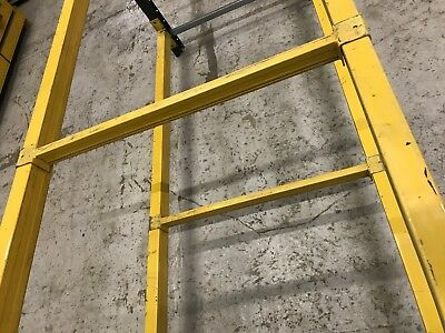 20 Pallet Support bars 900mm to fit Warehouse Industrial Racking