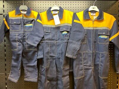 NEW HOLLAND BRANDED OVERALLS