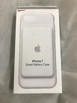 Apple iPhone 8/ iPhone 7 Smart Battery Case White
