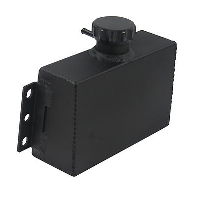 Universal Aluminium Overflow Reservoir Coolant Expansion Fuel Tank