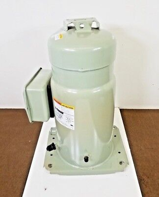 New Trane Csha100K0E07 3-D Scroll Compressor Refrigeration 10 Ton