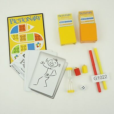 NEW MATTEL PICTIONARY The Quick Draw Hilarious Get the Party Started ...