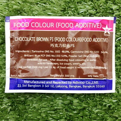 FOOD COLOUR ( Food Additive ) Safe For Food , Red Food Coloring ...