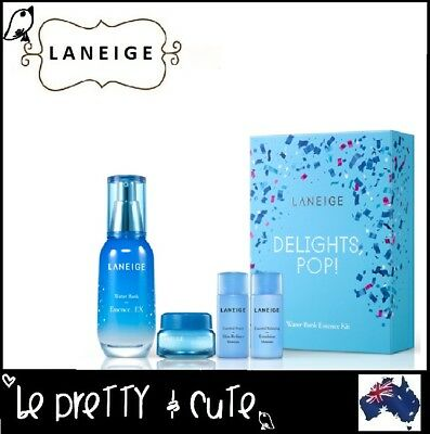 LANEIGE DELIGHTS POP Holiday Water Bank Essence_EX Special Set NEW 2018 Limited