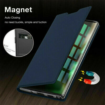 For Huawei P20 Pro P8 P9 P10 Original Smart View Window Leather Flip Case Cover