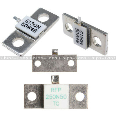 Termination Load RFP 250N50/150N50F 250/150W 50Ω Copper 3GHz Microwave Resistor