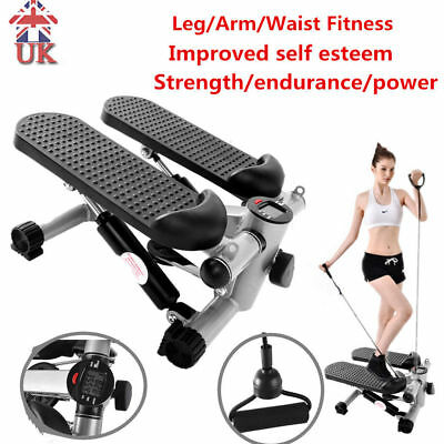 Panana Mini Exercise Stepper Workout Home Fitness Leg Arm  Stepper Machine UK