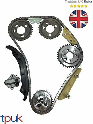 Ford Transit Mk7 Timing Chain Kit 2.4 Rwd 2006 On + Gears Chain Guides Tensioner