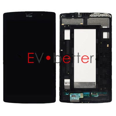 NY For LG VK815 | VK810  LCD Display Touch Screen Digitizer Replacement +Frame
