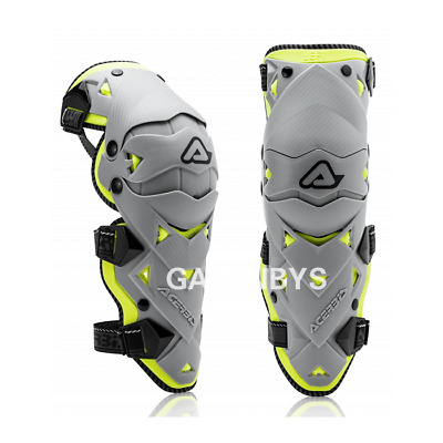 Acerbis EVO 3.0 Hinged Knee Guards Impact Enduro Mx Motocross Pads Protection CR