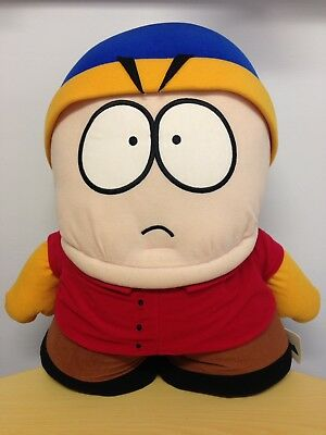 Large Eric Cartman South Park Plush Soft Toy With Tags Approx 20 Inches 50.8cm