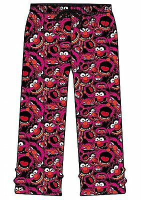 Disney ''The Muppets'' Animal - Men's Pyjama Pants - Small - Large