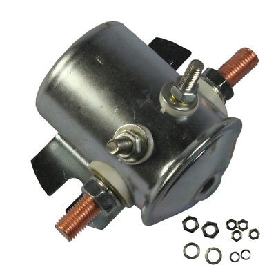 New 12V 150A Continuous Duty Solenoid Relay For Golf Carts 300A In Rush 1114208