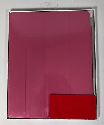 Apple Smart Cover Leather for iPad 2 3 4th Generation Cream White MD305LL//A