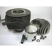 Vespa LML 125 Star Deluxe 5 Port 150 Kit Cylinder Barrel Piston Kit