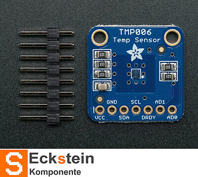 Adafruit Contact-less Infrared Thermopile Sensor Breakout - TMP006 AF1296