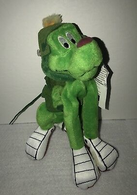 WB Store Looney Tunes K-9 K9 Alien Dog Plush Bean Bag NWT