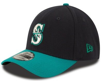 7bcdcae3753 Seattle Mariners New Era MLB 39THIRTY Vintage Team Classic Flex Fit Hat - 2  Tone