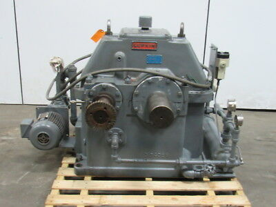 Lufkin NM1204C 2.959:1 1182RPM Output 1500Hp Dual Parallel Shaft Gear Reducer