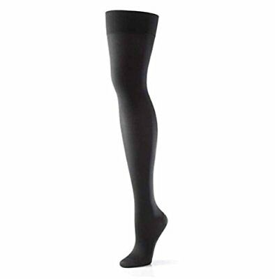 Activa Class 1 Thigh Support Stockings 14 - 17 mmHg Black Medium