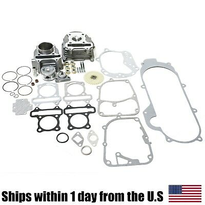 Other Scooter Parts AM01 80cc Big Bore Kits 139QMB GY6 50cc