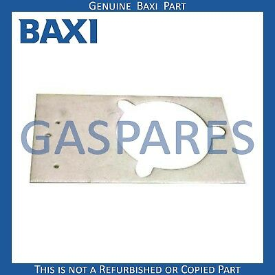 Baxi Gas Spare Fan to Flue Hood Sealing Gasket Part No 231343 - New - Genuine