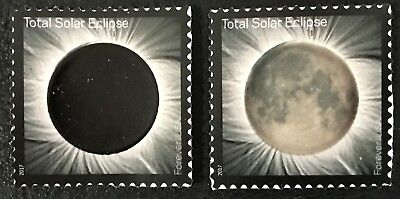 2017 Scott #5211 - Forever - Total Eclipse of the Sun - Single Stamp - Mint NH